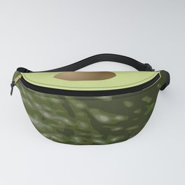 Awesome Avocado Fanny Pack