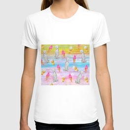 ICE CREAM WEIM T-shirt