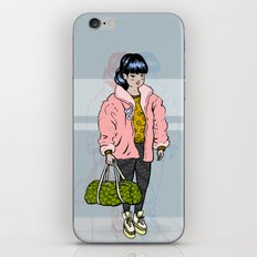 Bye iPhone & iPod Skin
