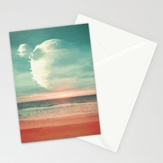 Ghost Planet Stationery Cards