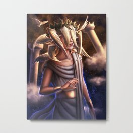 Angel Boy Metal Print