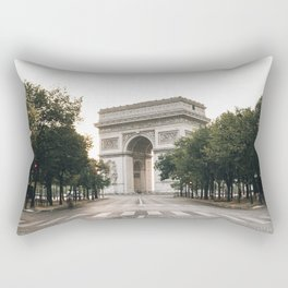 Arc de Triomphe / Paris, France Rectangular Pillow