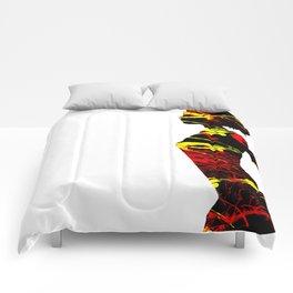 Color Girl Power Comforters