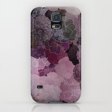 FLORAL SAKURA Slim Case Galaxy S5