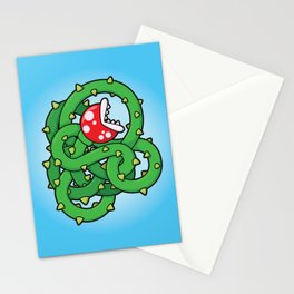Audrey II: The Piranha Plant Stationery Cards