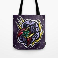 Digital Abstract Graffiti #2 Tote Bag