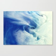 I bring the sea Canvas Print