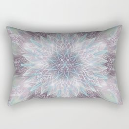 Lavender swirl pattern Rectangular Pillow