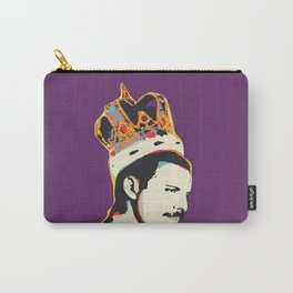 Freddie Pop-Art Quote Carry-All Pouch