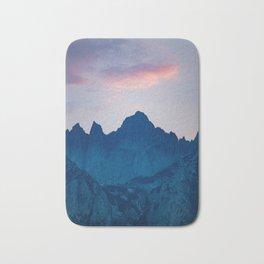 Mt. Whitney Bath Mat