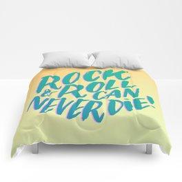 Hey Hey My My II Comforters