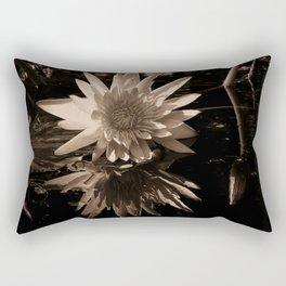 A lily Rectangular Pillow