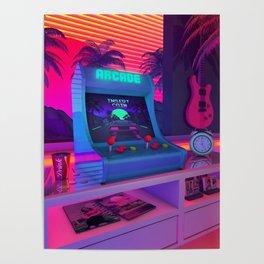 Arcade Dreams Poster