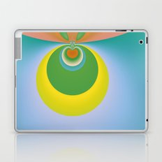 Colorful Space Laptop & iPad Skin