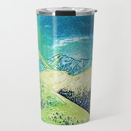 Jasper - Where the Mountains Meet the Sky Travel Mug