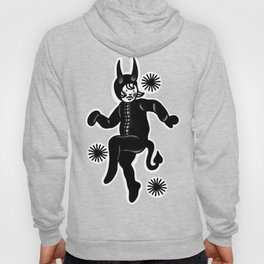 Dancing devil Hoody