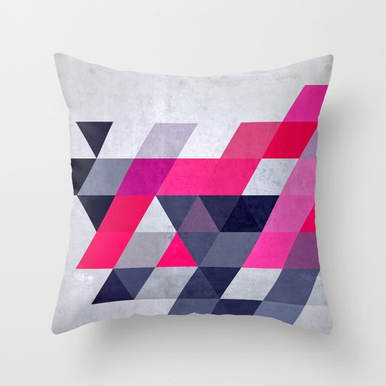 glww xryma Throw Pillow