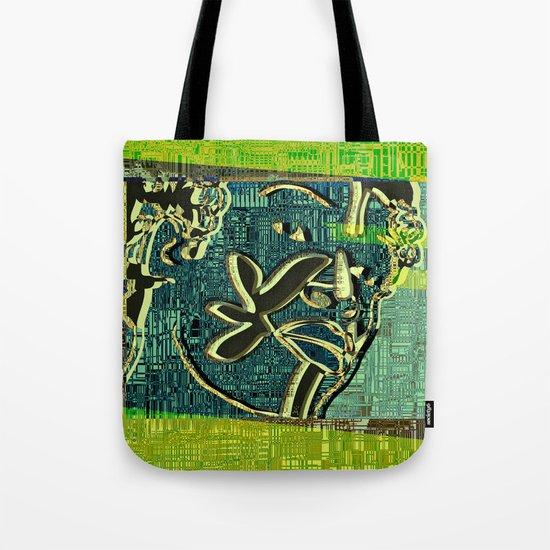 Avatars 2 - Skin Circuits 07-08-16 Tote Bag