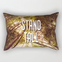 Stand Tall Rectangular Pillow