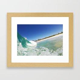 In The Bay Framed Art Print