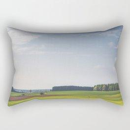 Spring greens Rectangular Pillow