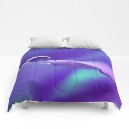 Water drops 19 Comforters