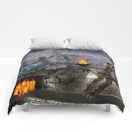 A Sacred Place Comforters