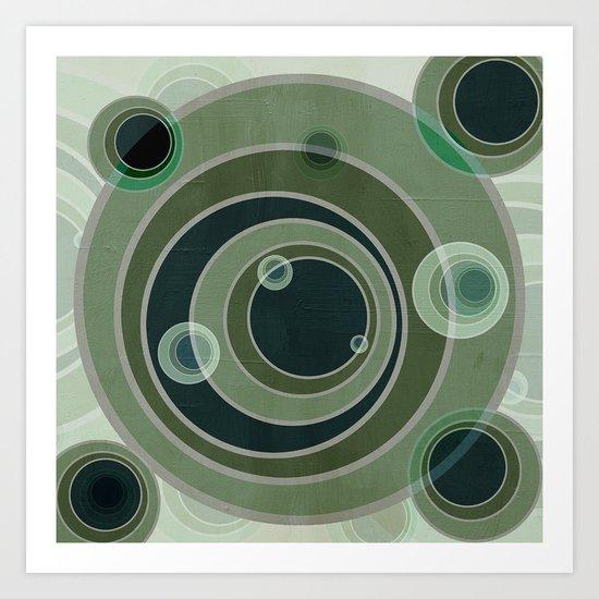 Textures/Abstract 105 Art Print