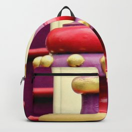 An Up-doodad Backpack
