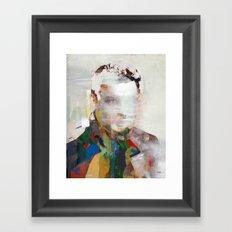 Untitled 20160119b Framed Art Print
