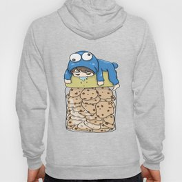 Adorable Kid - Is It Cookie Time Yet?  Hoody