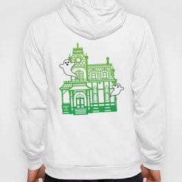 Haunted Victorian House Hoody