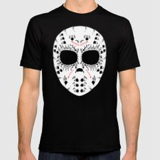 Viernes The 13Th Sugar Skull Mens Fitted Tee Black X-LARGE