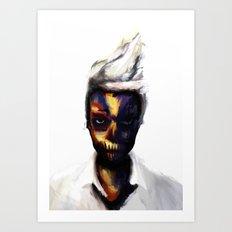 Nik. Art Print