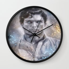 Christopher Reeve Wall Clock
