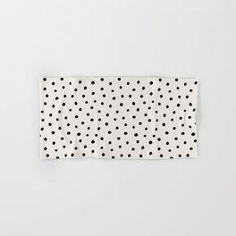 Perfect Polka Dots Hand & Bath Towel
