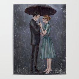 CalJean - What If It Rains Poster