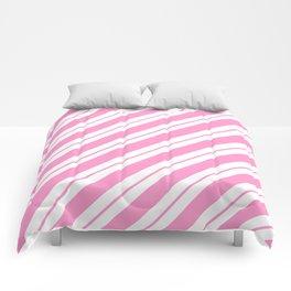 Rose Quartz Peppermint Comforters