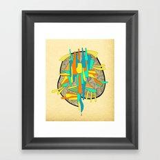 - cosmosigner_04 - Framed Art Print