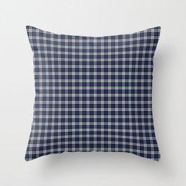 Baird Dress Tartan Plaid Throw Pillow