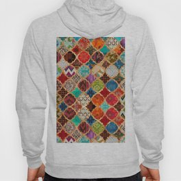 V34 Epic Traditional Colored Artwork Hoody