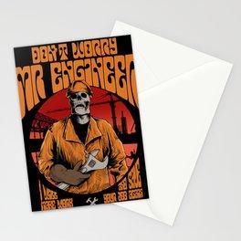 Mr Engineer Stationery Cards