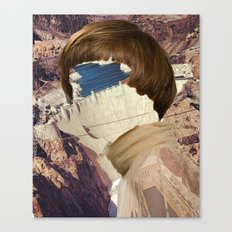 Haircut 7 Canvas Print