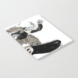 Snowboarder Notebook