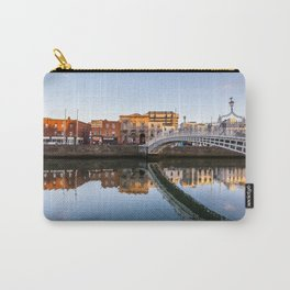 River Liffey Reflections Carry-All Pouch
