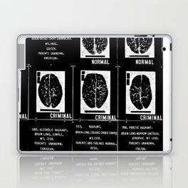 Criminal Brains Laptop & iPad Skin