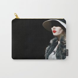 Lady Lips Carry-All Pouch