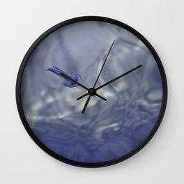 /jellyfish. Wall Clock