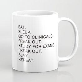 Clinical, Nursing Student, Med Student Coffee Mug
