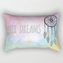 Sweet Dreams Dreamcatcher Rectangular Pillow
